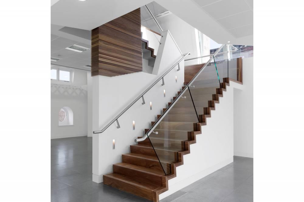 11 Grosvenor Place Stair