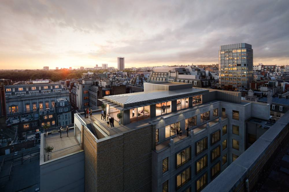23 King Street Roof Terrace