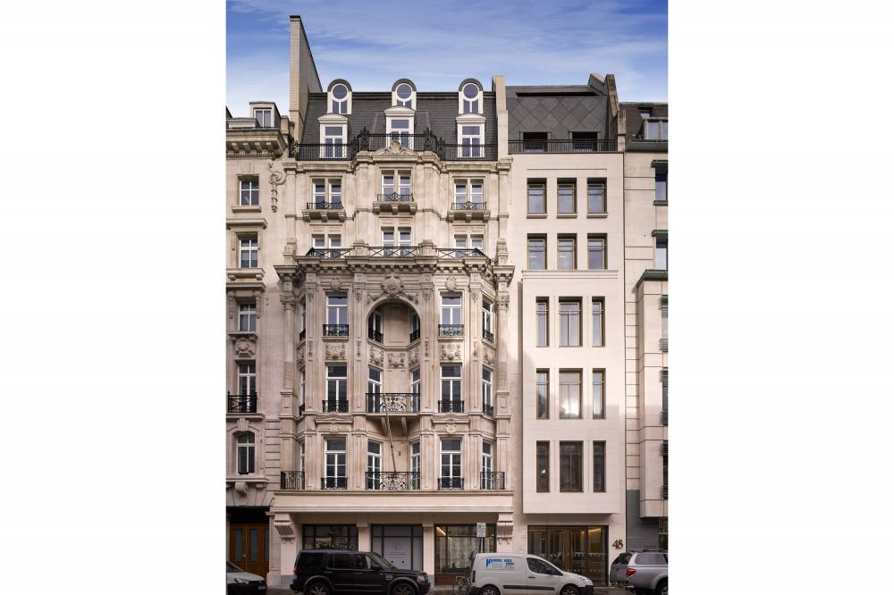 48 Pall Mall Photo Facade