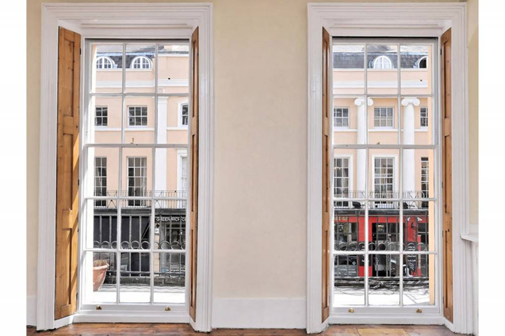 5a Nelson Road Windows