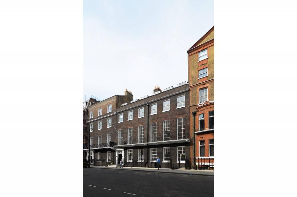 8-10 Hill Street facade