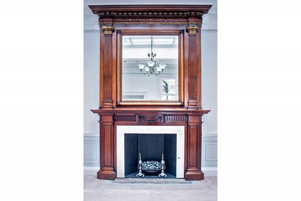 8-10 Hill Street Fireplace 2