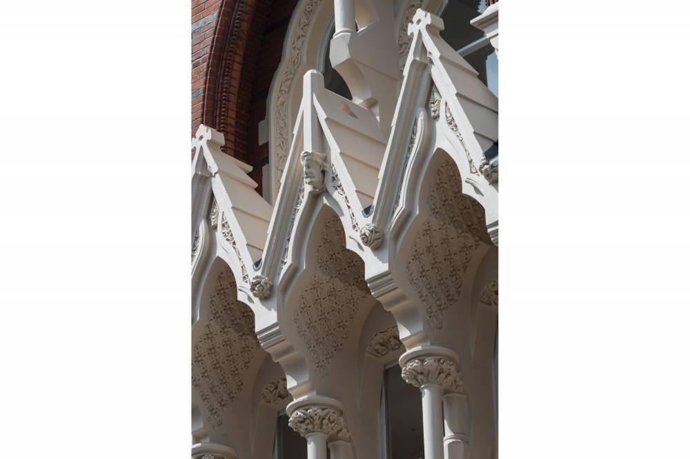 Eastcheap Gothic Detail