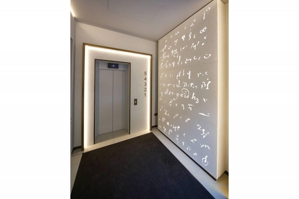 Eastcheap Lift Lobby