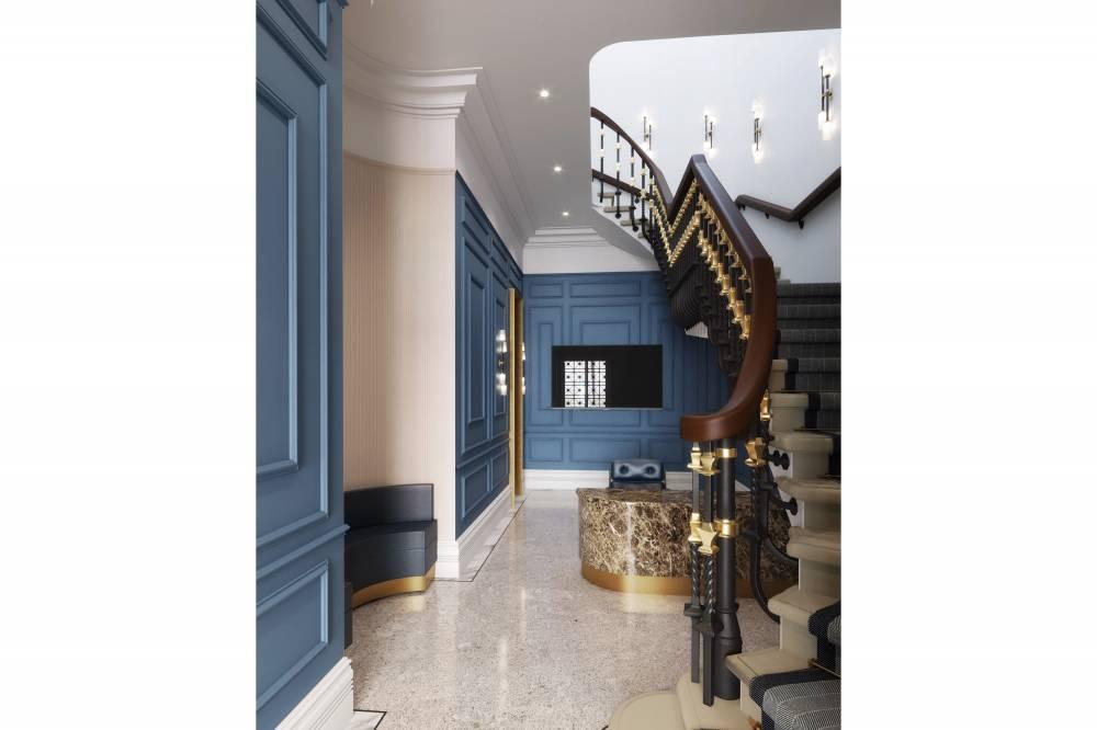 Eastcheap stair