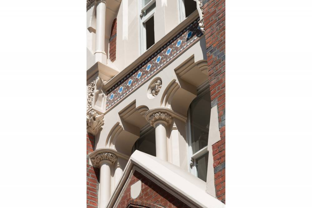 Eastcheap Victorian Detail