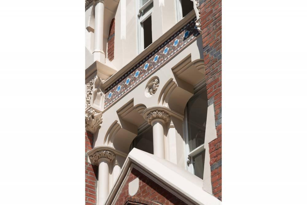 Eastcheap Victorian Detail