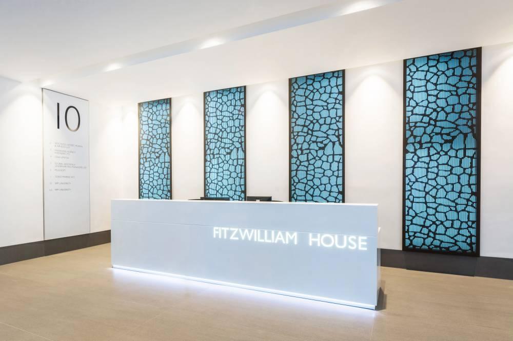 Fitzwilliam House Reception Desk