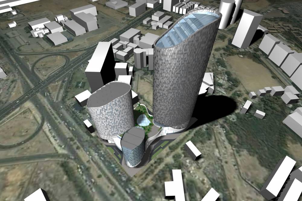 Karachi Sky View