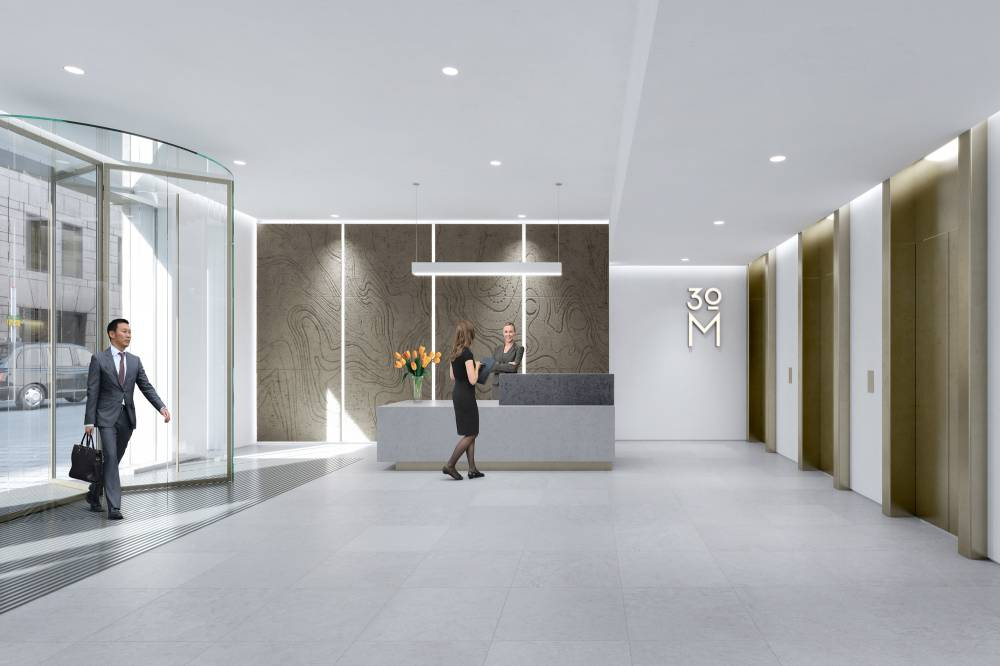 Moorgate Reception