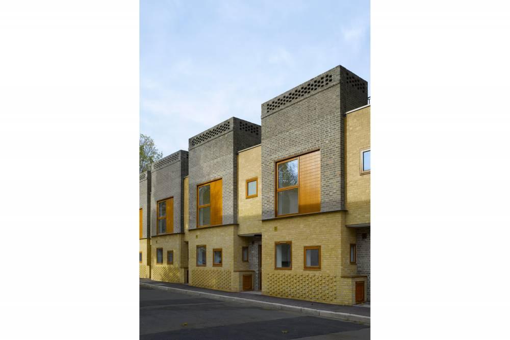 Old Woolwich Road 'Facade Oblique