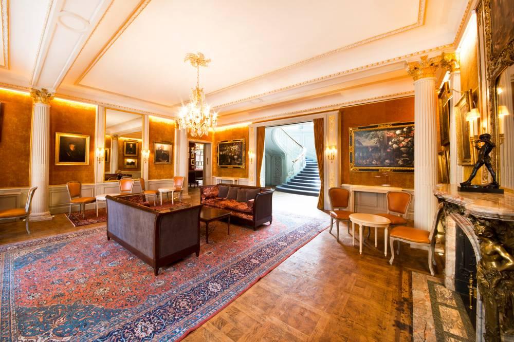 Savile Club Room 1