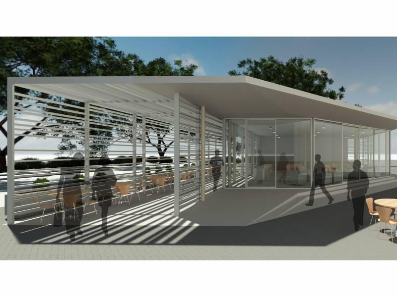 Arlington Cafe Pod